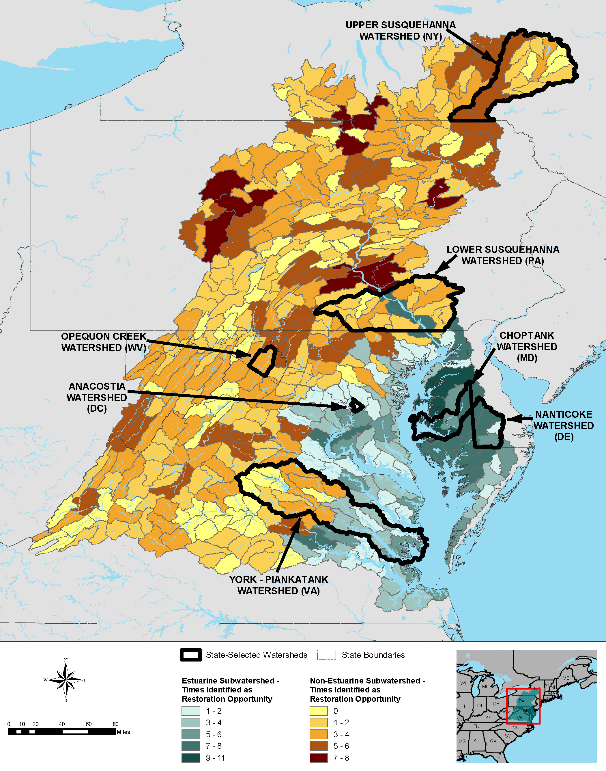 Chesapeake Bay Comprehensive Plan