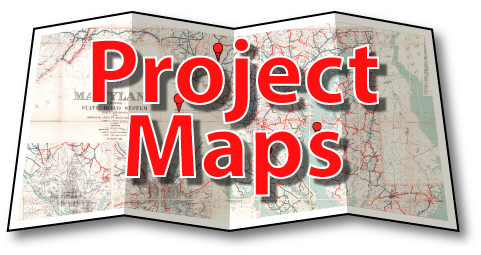 Baltimore District About Project Fact Sheets - Us corps of engineers maps